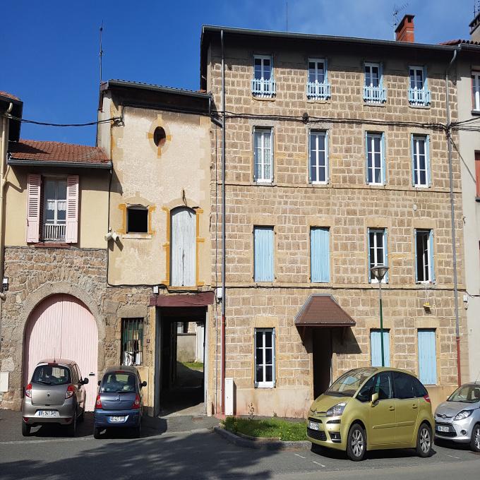 Offres de vente Immeuble Saint-Laurent-de-Chamousset (69930)